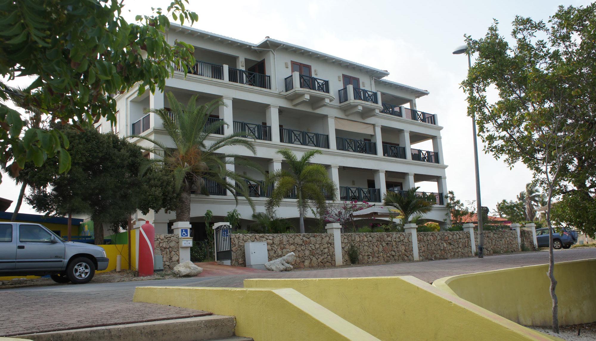 Chachacha Beach Appartementen